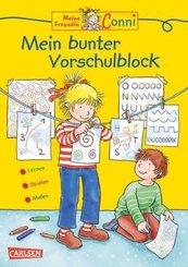 Conni Gelbe Reihe (Beschäftigungsbuch): Mein bunter Vorschulblock