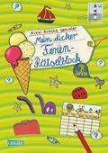 Mein dicker Ferien-Rätselblock - Bd.4
