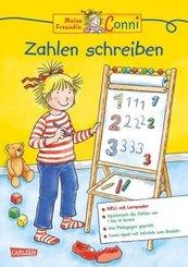 Conni Gelbe Reihe (Beschäftigungsbuch): Zahlen schreiben Extra