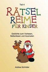 RätselReime für Kinder - Bd.4