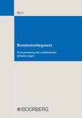 Bundesmeldegesetz (BMG)