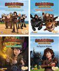 Dreamworks Dragons - Nr.5-8 (24 Expl.)