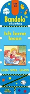 Bandolo (Spiele): Schulanfang: Ich lerne lesen (Kinderspiel); Set.54