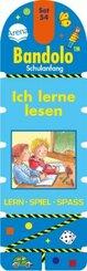 Schulanfang: Ich lerne lesen (Kinderspiel)