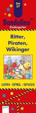 Bandolino (Spiele): Ritter, Piraten, Wikinger; Set.57
