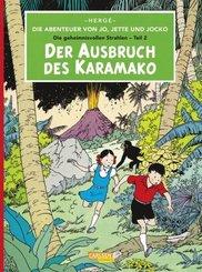 Die Abenteuer von Jo, Jette und Jocko - Der Ausbruch des Karamako