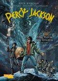 Percy Jackson (Der Comic) - Der Fluch des Titanen