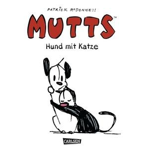 Mutts: Mutts: Hund mit Katze; Bd.1