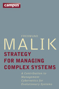 Strategy for Managing Complex Systems