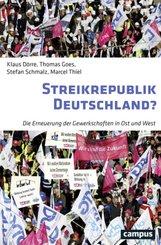 Streikrepublik Deutschland?