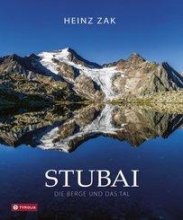 Stubai. Die Berge und das Tal