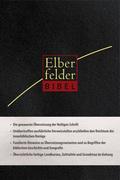 Bibelausgaben: Elberfelder Bibel - Standardausgabe, ital. Kunstleder, schwarz, mit Reißverschluss; Brockhaus