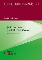Julio Cortázar y Adolfo Bioy Casares