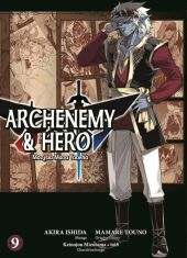 Archenemy & Hero - Maoyuu Maou Yuusha - Bd.9