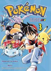 Pokémon - Die ersten Abenteuer - Bd.3