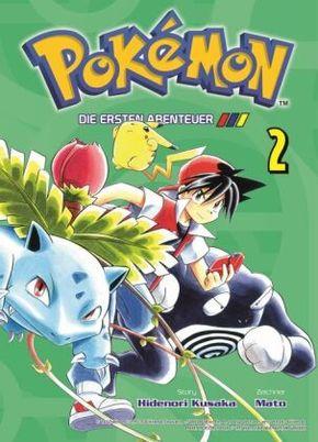 Pokémon - Die ersten Abenteuer - Bd.2