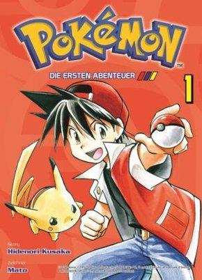 Pokémon - Die ersten Abenteuer - Bd.1