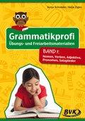 Grammatikprofi: Übungs- und Freiarbeitsmaterialien - Bd.1
