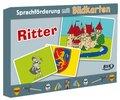 """Sprachförderung mit Bildkarten """"Ritter"""""""
