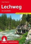 Rother Wanderführer Lechweg mit Lechschleifen