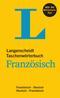 Langenscheidt Taschenwörterbuch Französisch