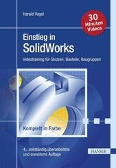 Einstieg in SolidWorks, m. DVD-ROM