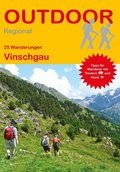 25 Wanderungen Vinschgau