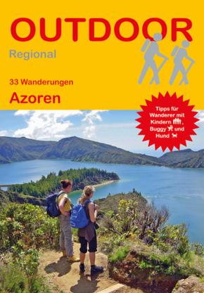 33 Wanderungen Azoren
