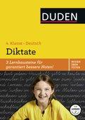 Duden Wissen - Üben - Testen: Deutsch - Diktate, 4. Klasse