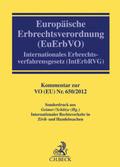Europäische Erbrechtsverordnung (EuErbVO), Kommentar