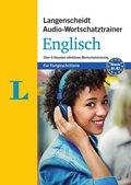 Langenscheidt Audio-Wortschatztrainer Englisch für Fortgeschrittene, 1 MP3-CD