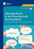 LRS / Legasthenie in der Sekundarstufe - Das Praxisbuch, m. CD-ROM