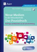 Neue Medien in der Sekundarstufe - Das Praxisbuch, m. CD-ROM
