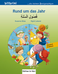 Rund um das Jahr, Deutsch-Arabisch