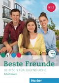 Beste Freunde - Deutsch für Jugendliche: Arbeitsbuch mit Audio-CD; Bd.B1/2