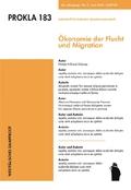 Prokla: Ökonomie der Flucht und Migration; 183