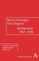 Martin Heidegger Briefausgabe, Wissenschaftliche Korrespondenz: Briefwechsel 1957-1976