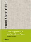 Bibelausgaben; Bielefelder Bibel, Auswahlbibel; Herder, Freiburg