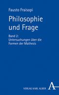Philosophie und Frage - Bd.2