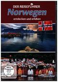 Der Reiseführer: Norwegen entdecken und erleben, 1 DVD