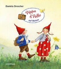 Pippa und Pelle auf Reisen
