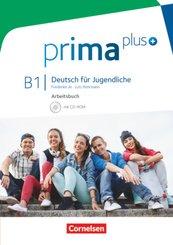 Prima plus - Deutsch für Jugendliche - Allgemeine Ausgabe - B1: Gesamtband
