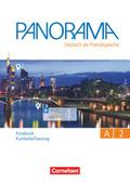 Panorama - Deutsch als Fremdsprache: Kursbuch, Gesamtband, Kursleiterfassung; .A2