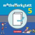 mathewerkstatt - Mittlerer Schulabschluss Baden-Württemberg: Schülerbuch mit Materialblock; Bd.5