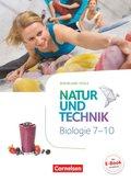 Natur und Technik - Biologie Rheinland-Pfalz (Neubearbeitung): 7.-10. Schuljahr, Schülerbuch