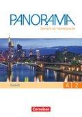 "Panorama - Deutsch als Fremdsprache: Testheft ""Goethe-Zertifikat"", Gesamtband, m. Audio-CD; Bd.A2"