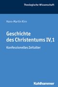 Geschichte des Christentums - Tl.4/1