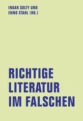 Richtige Literatur im Falschen?