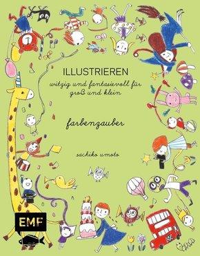 Illustrieren - Farbenzauber