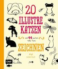 20 illustre Katzen